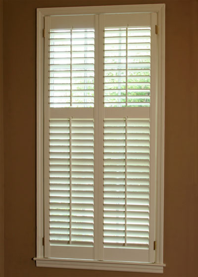 Customized Shutters Louvers Divider Rails Framing Hinging